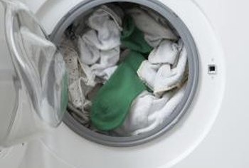 Front-Loading Washer Seal Failure | Home Guides | SF Gate