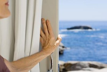 You can replace the pile weatherstrip on sliding windows and doors.