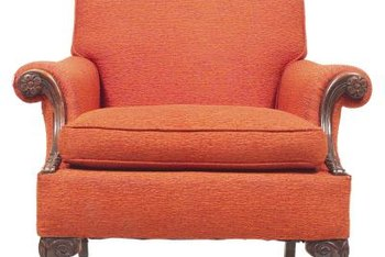 Jute Webbing Provides Support On Many Types Of Upholstered Chairs.