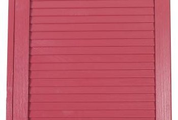 Keep your shutters looking like new.