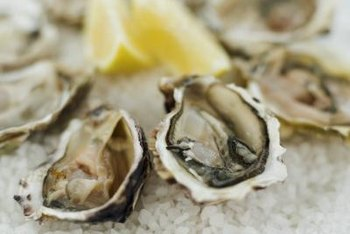 Oysters are one of the best food sources of zinc.