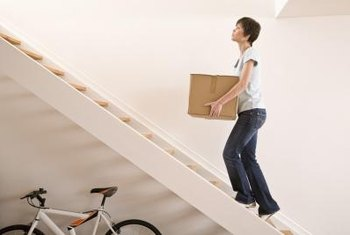 Stair edge can make steps safer.