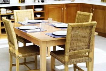 Colors to Reupholster Your Kitchen Chairs   Home Guides   SF ...