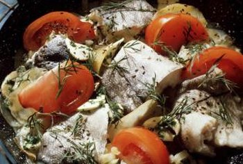 Haddock is high in protein and contains a healthy mix of fatty acids and minerals.