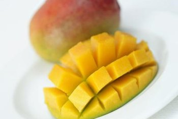 Eat mangoes as fresh fruit and in chutneys, preserves, sorbets and juices.