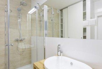 If Your Shower Door Is Clean, Your Bathroom Is Clean    Almost.
