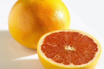 Grapefruit may affect blood sugar levels.
