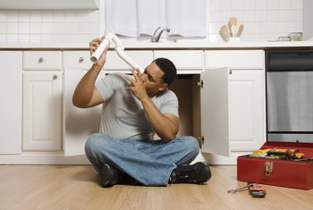 You shouldn't have to disassemble your pipes to look for vent blockages.