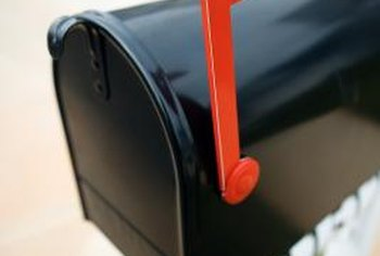 Aluminum pedestals and mailboxes are available in a variety of styles.