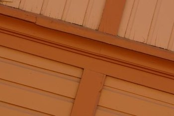 How To Redo Rotten Trim Around A Garage Door Home Guides