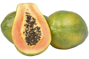 Papaya nourishes your cartilage due to its vitamin A and C.