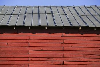 When installed correctly, steel sheet roofing requires little or no maintenance.