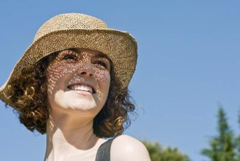 Exposing your skin to sunlight increases vitamin D production in your body.