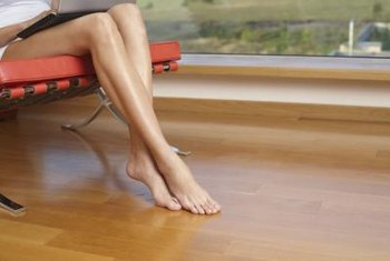 Hardwood floors provide a durable finish for enjoyment over the years.