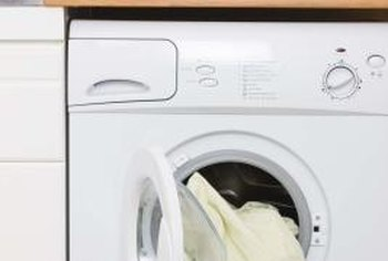 A wooden or acrylic top can protect your repainted dryer.
