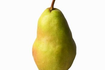 Plant disease-resistant trees to grow the best Bartlett pears.