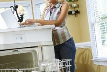 You'll have to wash dishes by hand until you repair or replace a dead dishwasher.