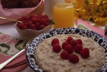 Oatmeal is one of the quickest ways to raise your soluble fiber intake.