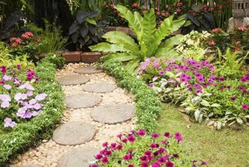 How To Decorate My Backyard Garden Home Guides Sf Gate