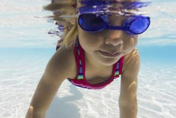 Saltwater pools are not free of chlorine.