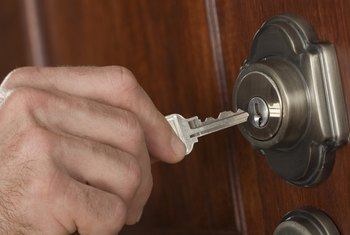 Landlords cannot change the locks right away if they suspect abandonment.