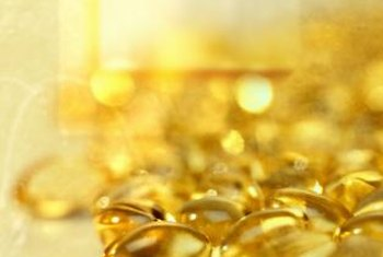 Fish oil is available in soft gel caps or liquid form.