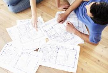 Compare home building plans to find one that is small and simple enough to reduce costs.