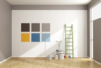 Natural lighting and bulb quality affect color -- experts examine paint choices in every room.