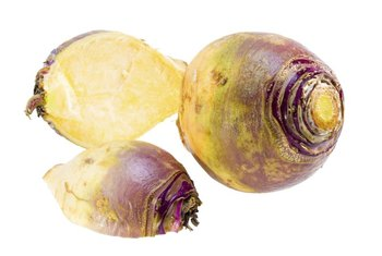 Wax turnips are another name for rutabagas.