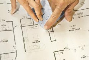 Draw up a floor plan first to arrange the furniture and plan your space.