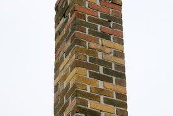 You'll need to dedicate about two hours of careful work to flash the chimney correctly.