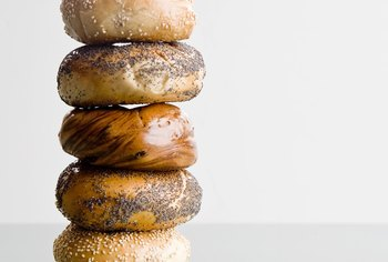 Perhaps it's more than the calories in bagels that cause weight gain.