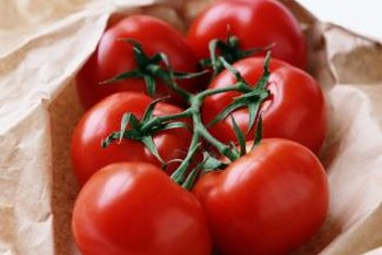Remember to check the variety description -- you cannot save seed from hybrid tomato cultivars.
