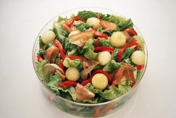 Use Little Gem to make your favorite salad.