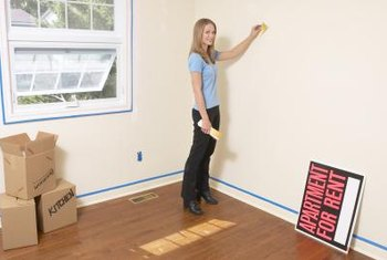 The cost of new paint in your rental is one of your potential deductions.