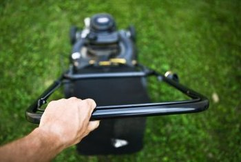 Connect a new primer bulb to a lawn mower to prevent down time.