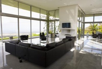 How To Arrange A Sectional Fireplace Home Guides Sf