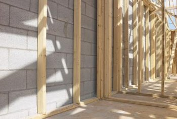 Instructions On Building An Interior Wall Home Guides