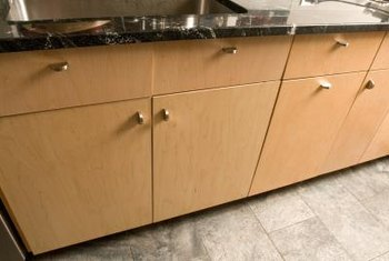 Kitchen drawer sizes are similar in most homes.