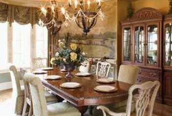 Tips On Choosing A Chandelier For High Ceilinged Dining Rooms Home