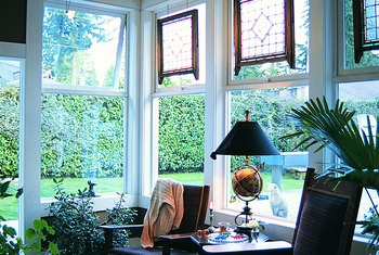A sunroom adds square footage to your living space.