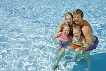 Don't let algae interfere with your family's summer fun.
