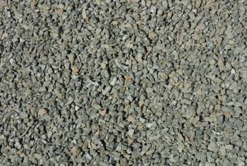 Light-colored crushed stone can reflect excess heat onto nearby plants.
