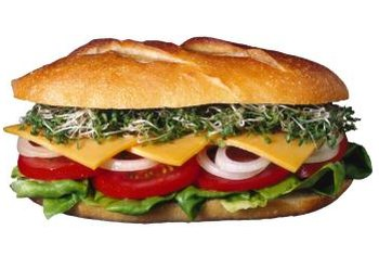 Fast food restaurants do offer some healthy options - check nutrition information to see which items are healthy.