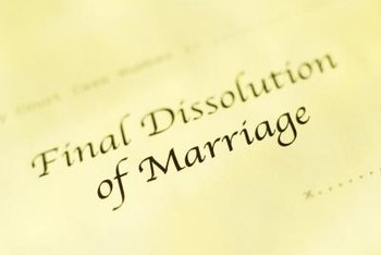 A divorce doesn't eliminate cosigning responsibilities.