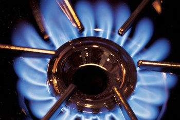 Begin troubleshooting oven problems by checking your gas supply.