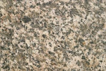 Faux granite finishing is essentially a sponge painting technique.