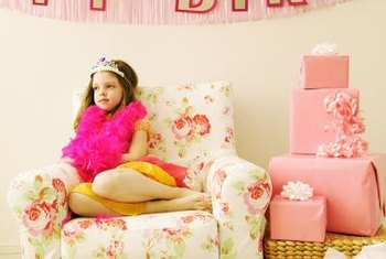 Plan the perfect birthday party for the princess in your life.