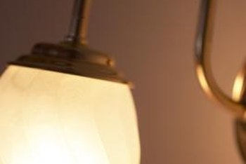 Traditional light fixtures are simple devices.