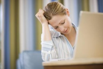 Exhaustion can cause headaches and high blood pressure in addition to vomiting.
